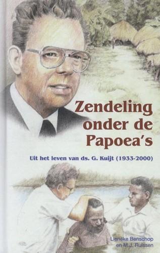 Zendeling onder de Papoea's (Hardcover)
