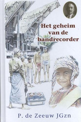 Het geheim van de bandrecorder (Boek)