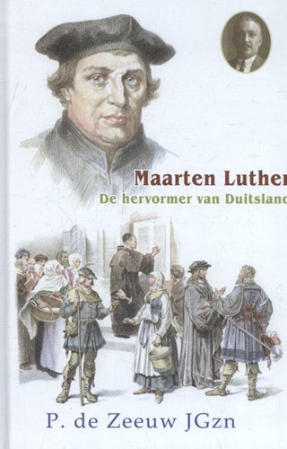 Maarten Luther (Hardcover)