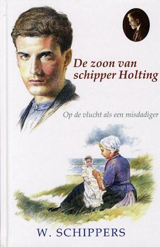De zoon van schipper Holting (Hardcover)