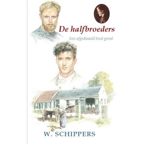 De halfbroeders (Hardcover)