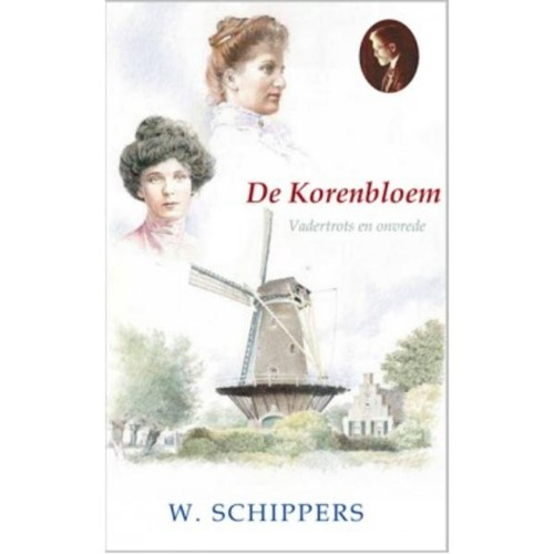 De korenbloem (Hardcover)
