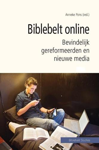 Biblebelt online (Boek)