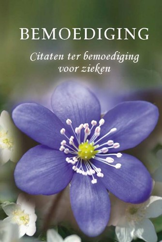 Bemoediging (Hardcover)