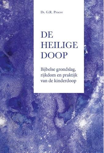 De heilige doop (Hardcover)