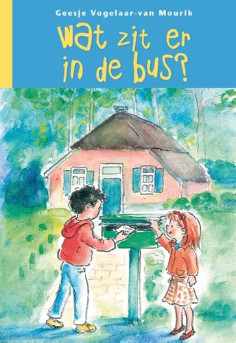 Wat zit er in de bus? (Hardcover)