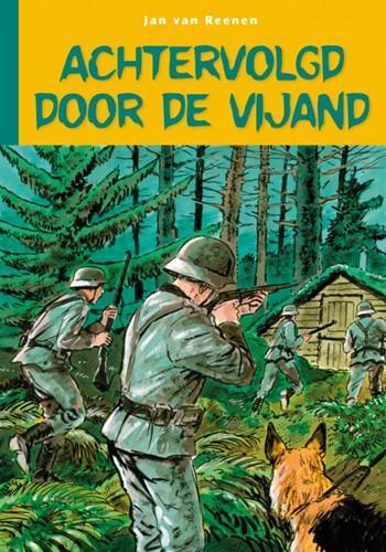 Achtervolgd door de vijand (Hardcover)