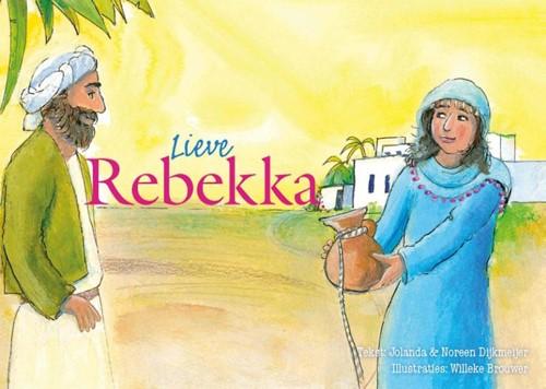 Lieve Rebekka (Paperback)