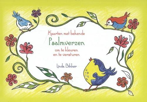 Kaarten met bekende Psalmverzen (Paperback)