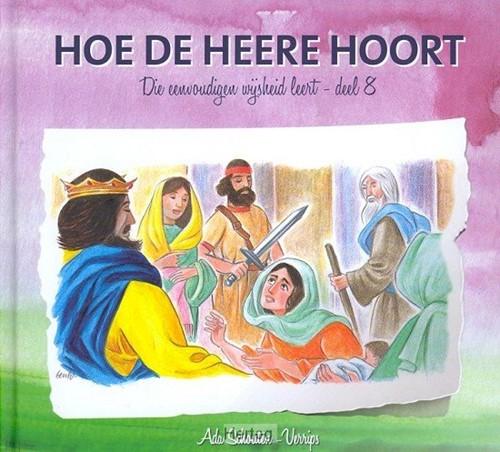 Hoe de Heere hoort (Hardcover)