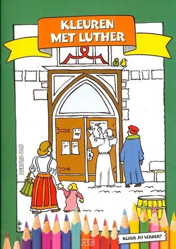 Kleuren met Luther (Boek)