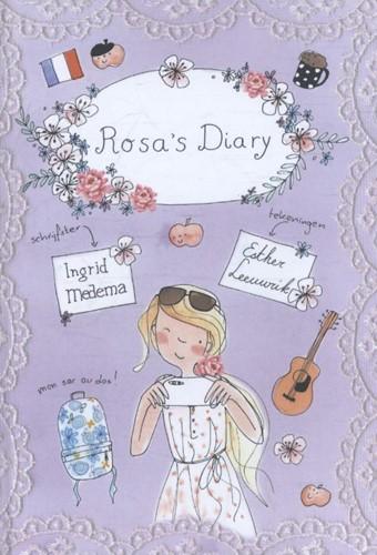 Rosa's diary (Hardcover)
