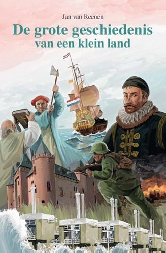 Grote geschiedenis van een klein land (Hardcover)