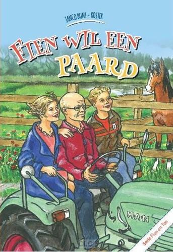 Fien wil een paard (Hardcover)