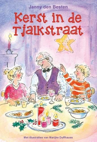 Kerst in de Tjalkstraat (Hardcover)