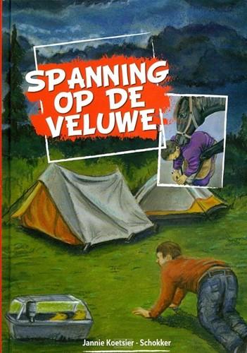Spanning op de Veluwe (Hardcover)