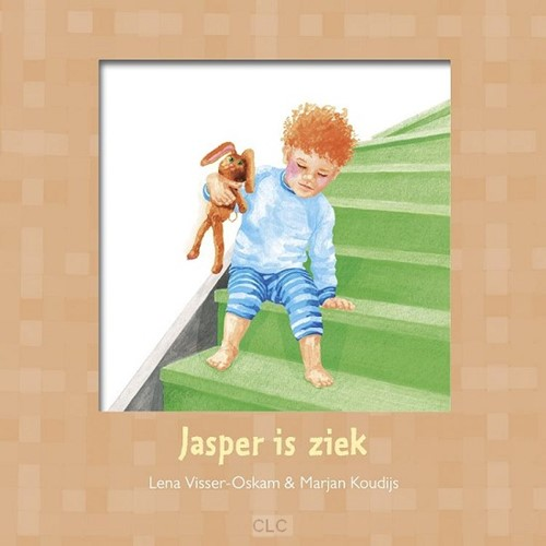 Jasper is ziek (Hardcover)