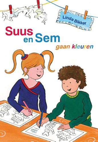 Suus en Sem gaan kleuren (Hardcover)