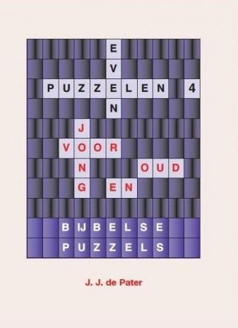 Even puzzelen (Boek)