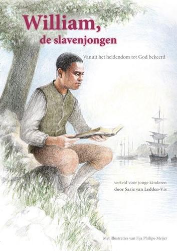 William de slavenjongen (Hardcover)