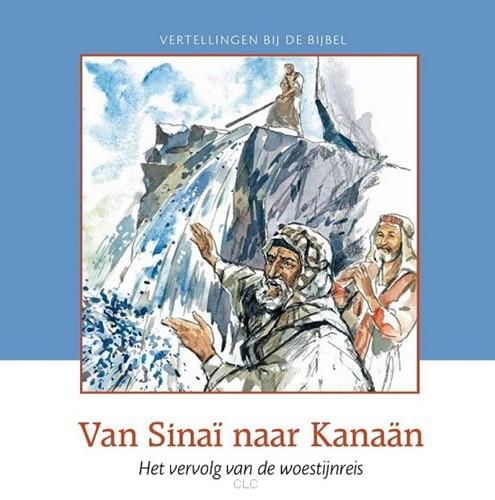 Van Sinaï naar Kanaän (Hardcover)