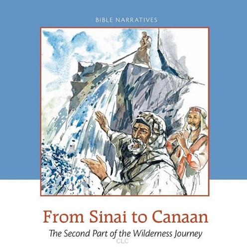 From Sinai to Canaan (Hardcover)