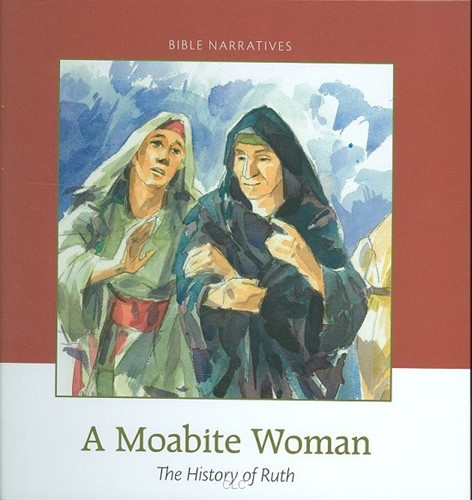 A Moabite Woman (Hardcover)