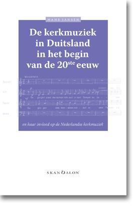 De kerkmuziek in Duitsland in het begin van de 20ste eeuw (Paperback)