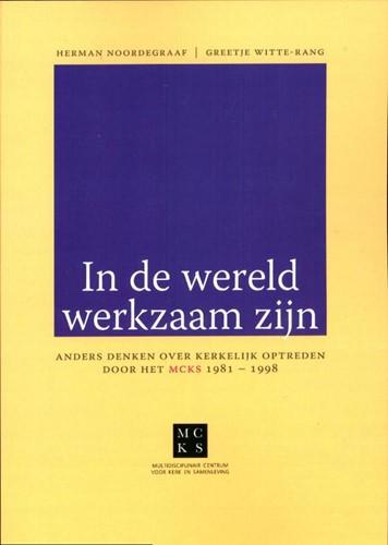 In de wereld werkzaam zijn (Paperback)