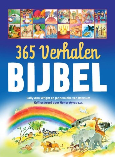 365 verhalen Bijbel (Hardcover)
