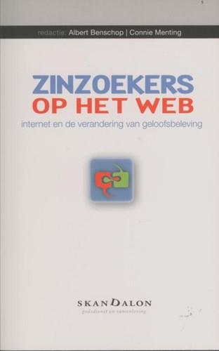 Zinzoekers op het web (Paperback)