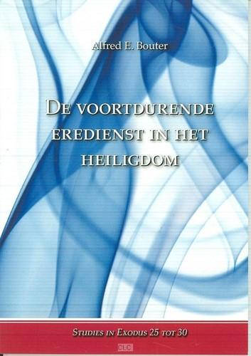 De voortdurende eredienst in het heiligdom (Boek)