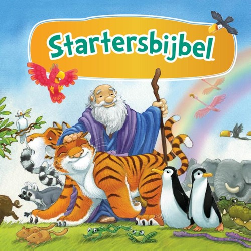 Startersbijbel (Hardcover)