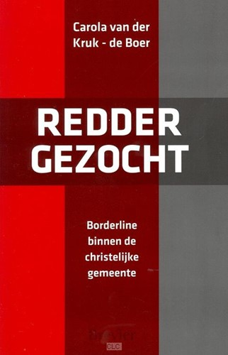 Redder gezocht (Boek)