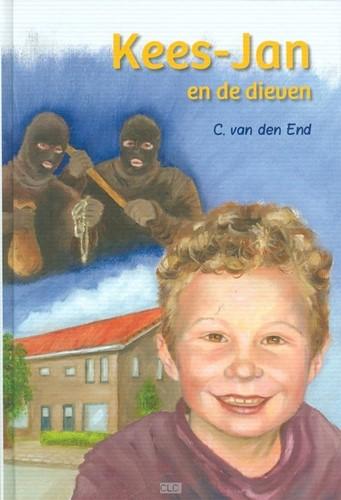 Cees en de dieven (Hardcover)