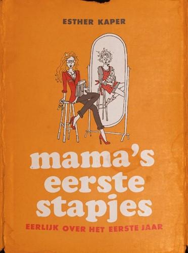 Mama's eerste stapjes (Hardcover)