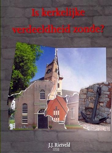 Is de kerkelijke verdeeldheid zonde (Boek)
