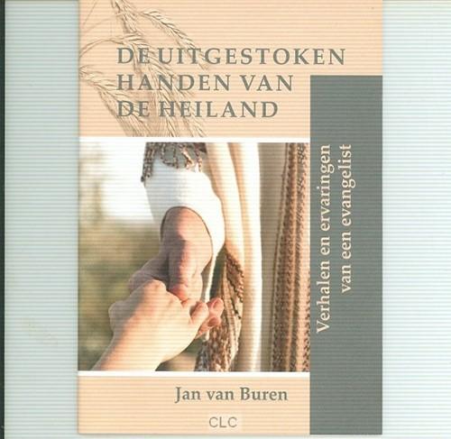De uitgestoken handen van de Heiland (Boek)