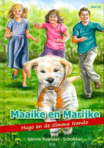 Maaike en Marijke Hugo en de slimme Nanda (Hardcover)