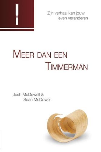 Meer dan een timmerman (Paperback)