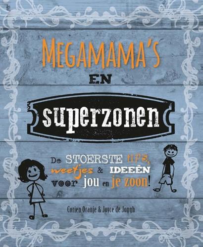 Megamama's en superzonen (Paperback)