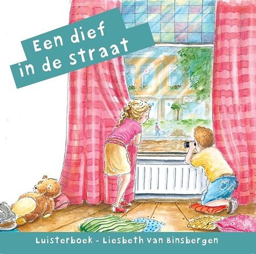 Dief in de straat (Paperback)