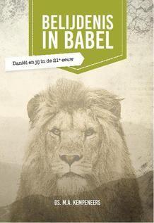 Belijdenis in Babel (Paperback)