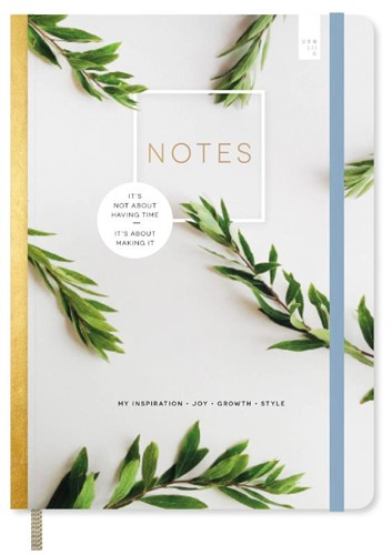 Notebook Olive (Hardcover)
