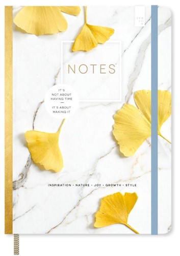Notebook Ginkgo (Hardcover)