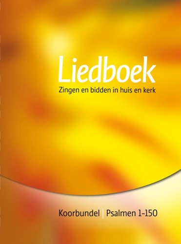 Liedboek - Set 3 Koorbundels (Hardcover)