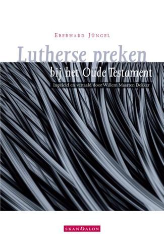 Lutherse preken bij het Oude Testament (Paperback)