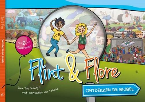 Flint en Flore ontdekken de Bijbel (Paperback)