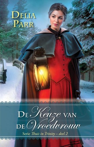 De keuze van de vroedvrouw (Boek)