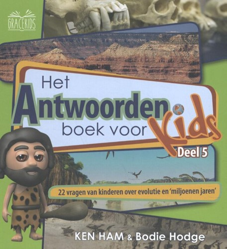 Antwoordenboek voor Kids 5 (Hardcover)